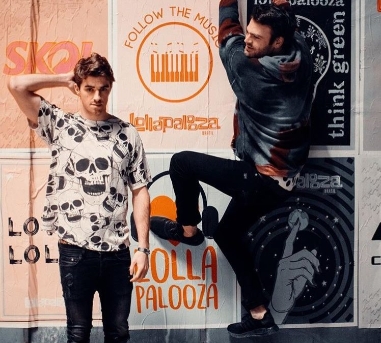 "THE CHAINSMOKERS RELEASES NEW SINGLE ""THE ONE"""