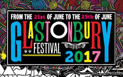 GLASTNBURY 2017 MUSIC FESTIVAL