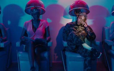 "KENDRICK LAMAR ""HUMBLE"" & MUSIC VIDEO"