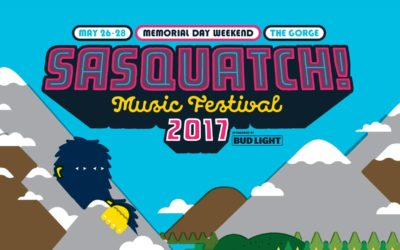 SASQUATCH FESTIVAL 2017