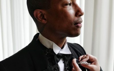 CELEBRATE PHARRELL'S BIRTHDAY WITH OUR PLAYLIST
