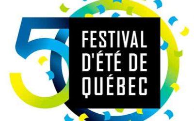 THE QUEBEC SUMMER FESTIVAL 2017