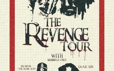 NEW COMER XXTENTACION ANNOUNCES THE REVENGE TOUR