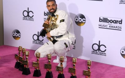 DRAKE SWEEPS BILLBOARDS & FULL LIST OF WINNERS