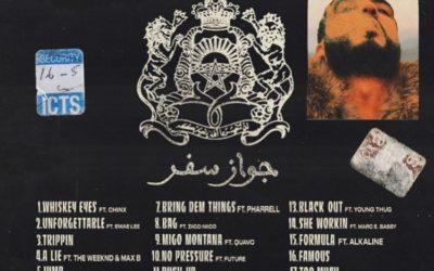 FRENCH MONTANA REVEALS TRACKLIST FOR JUNGLE ALBUM