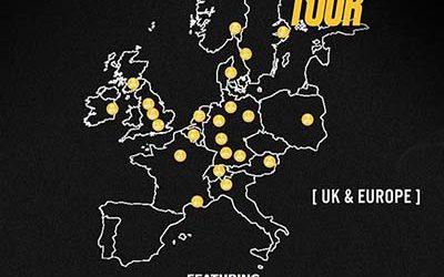 """SZA & BRYSON TILLER """"SET IT OFF"""" EUROPEAN TOUR"""