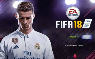 LISTEN TO IMPRESSIVE FIFA 18 SOUNDTRACK