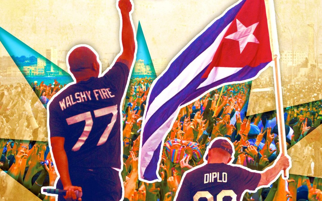 The Story Of How Major Lazer Threw a Giant Havana Concert In Cuba