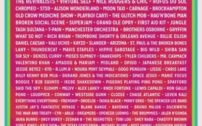Bonnaroo 2018 Lineup Revealed