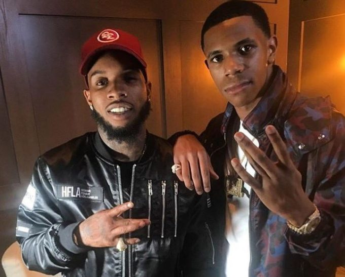 """A Boogie Wit Da Hoodie & Tory Lanez Link up For New Track """"Best Friend."""""""