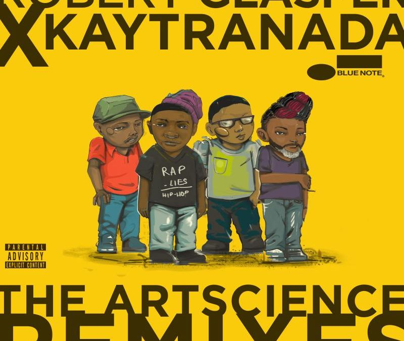 Robert Glasper & Kaytranda Release A Collection of Remixes Called The Artscience Remixes.