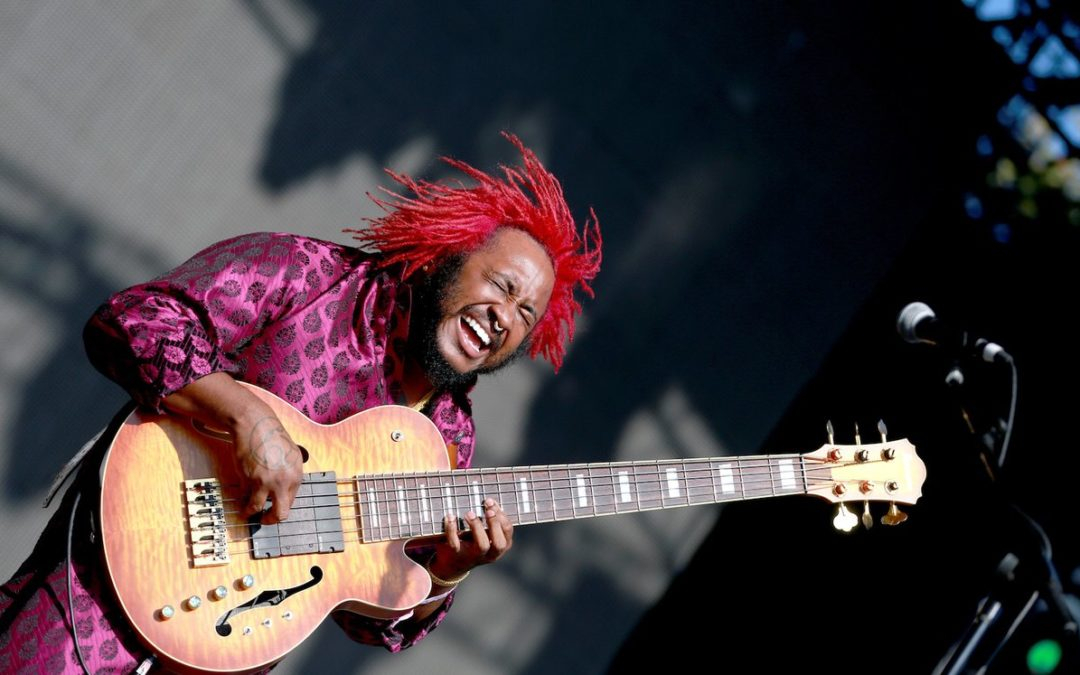 Thundercat Drops New Track Final Fight
