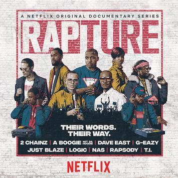 Stream Def Jam's Rapture Soundtrack Ft Nas, 2 Chainz, Killer Mike, Dave East, Logic & More
