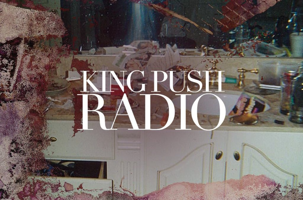 Listen To Pusha T New Show & Album On Beats 1 Today Free 10AM LA 1PM NYC 6PM LDN