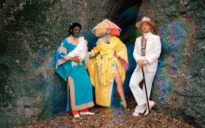"Sia, Diplo & Labrinth Form New Group LSD With New Single ""Genius."""