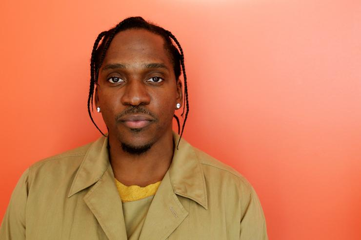 Stream Pusha-T Daytona Album Featuring and Produced By Kanye West