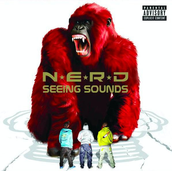 N.E.R.D Released Innovative Seeing Sounds Album 10 Years Ago Today