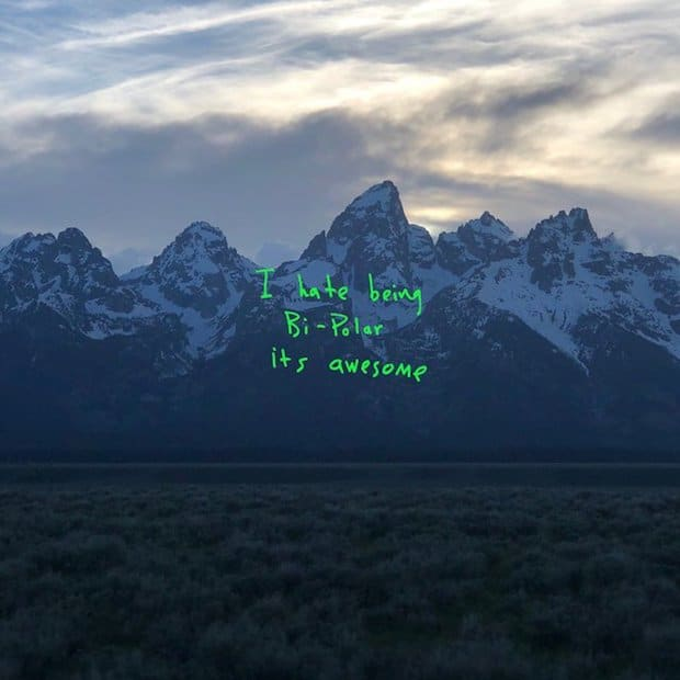 Stream Kanye West New Album Ye Ft Kid Cudi, Ty Dolla Sign, Jeremih, Valee, 070 Shake, Partynextdoor, Charlie Wilson, Young Thug, & John Legend