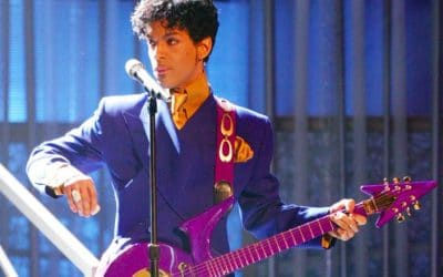 Hundreds Of Prince Songs Come To Apple Music & Spotify