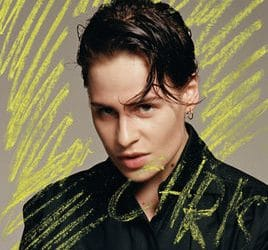 "Stream Christine and the Queens ""Chris"" Album"