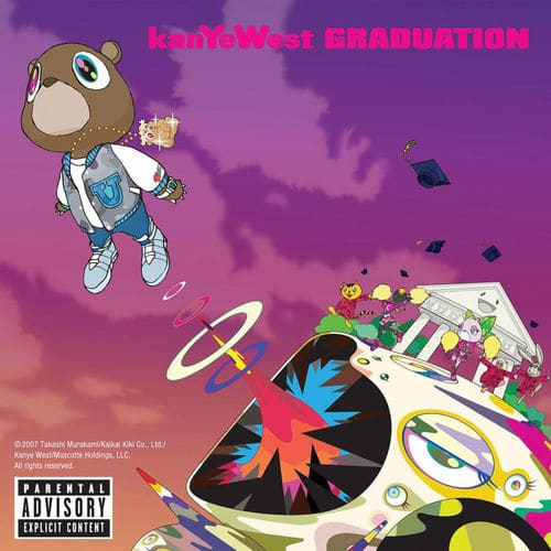 Kanye's Graduation Elevated Him Top The Top of The Hip Hop Game 9 Years Ago Today
