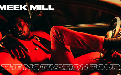 Meek Mill Shares The Motivation Tour Dates For 2019