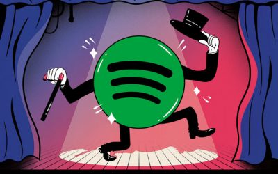 Spotify Has To Work Out New Deals This Year With The Major Labels 👀
