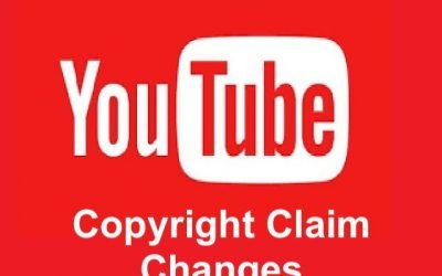 YouTube Copyright Claim Changes May Affect You, Article 13 Has Been Approved