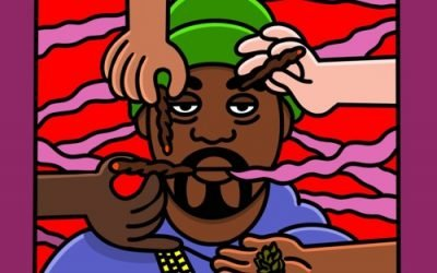 """NYC Own Smoke DZA Drops Something Smooth You Can Burn To With """"BaconEggAndTrees"""" 7 Track Project"""