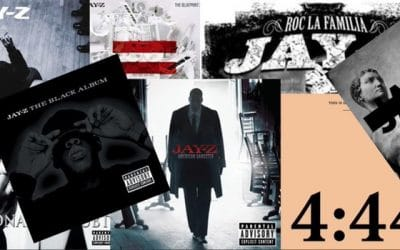 Jay Z Makes All His Albums Available On Apple Music