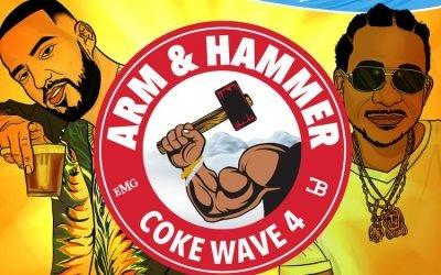 "French Montana & Max B Drop A New ""Coke Wave"" Mixtape."