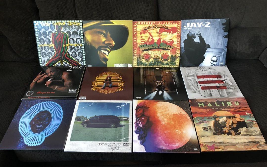 Hip Hop Has A Vinyl Bootleg Problem Due To High Demand