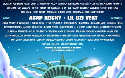 A$AP Rocky, Travis Scott Playboi Carti, Blueface, Megan Thee Stallion Rolling Loud Comes To New York