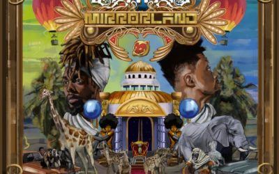 EARTHGANG Mirrorland Album Feat Young Thug Kehlani Arin Ray T-Pain & More