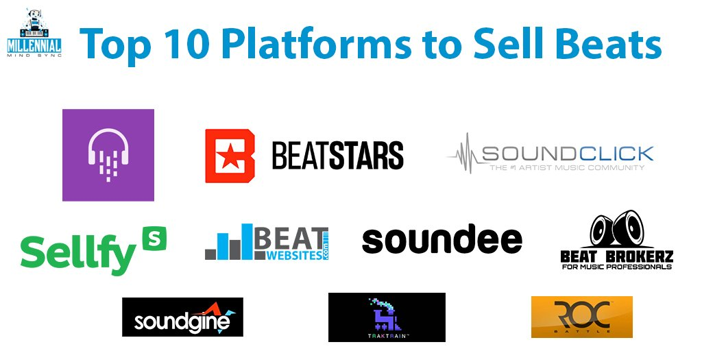 Best Platforms To Sell Beats