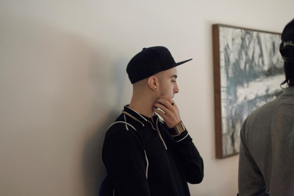 Clams Casino Blends Together Vibey Deep hip-hop Beats & Psychedelica In Moon Trip Radio EP