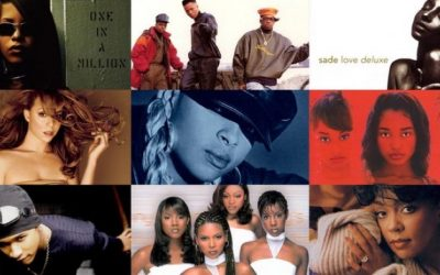 19 Most Influential R&B Albums of '90s & the Waves it Left