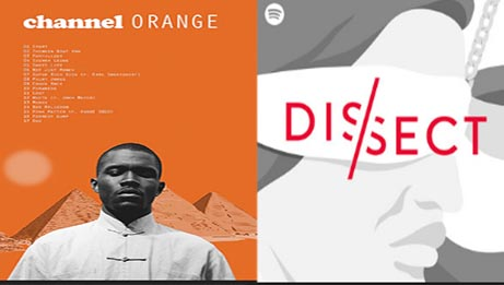 😫 While Your Stuck Inside Listen To The Dissect Podcast Breakdown The Creation Of Frank Ocean Classic Album Channel Orange