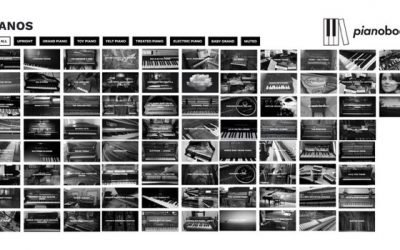 Artist, Producers Over 80 free sampled Pianos in Files In the Pianobook library
