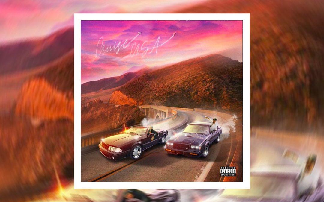 "Producer Crado & Larry June Collab On A Smooth West Coast Drive ""Cruse USA"" Mixtape"