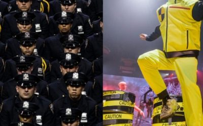 NYC Hip Hop Police Unit Is Called Enterprise Operations Unit, Yes It's Real 🤔