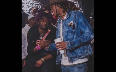 Future & Lil Uzi Vert Drop Off A 2 Pack Of Spngs