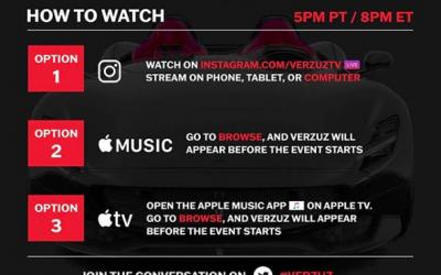 2 Chianz Verzuz Rick Ross 5pm PST 8pm EST Live On Instagram & Apple Music