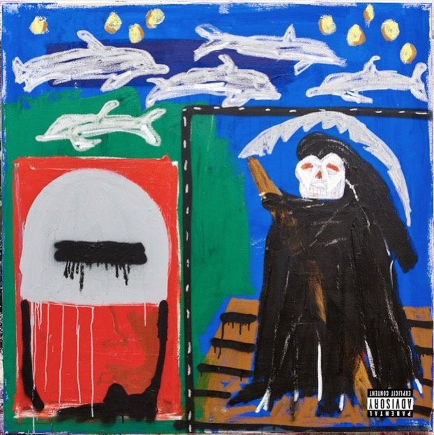 Action Bronson's Album 'Only for Dolphins'