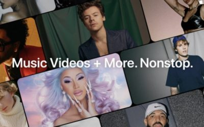 Apple Music Is Bring A 24-hour Music Video Live Stream Called Apple Music TV