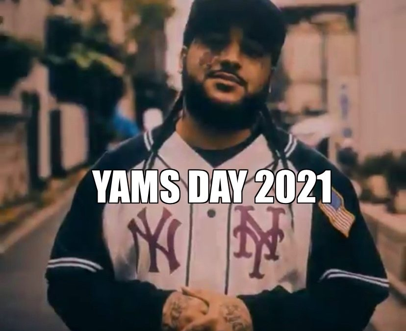 🎵 WATCH YAMS DAY 2021