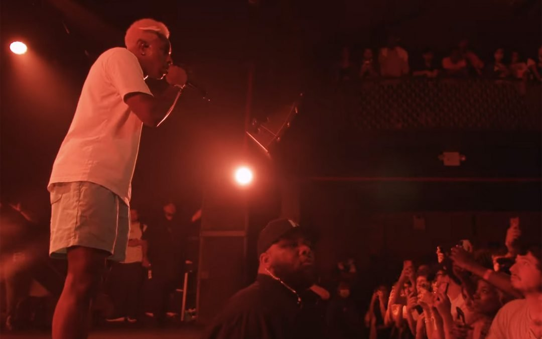 🎶 Tyler, The Creator – CALL ME IF YOU GET LOST (Live from Brooklyn)